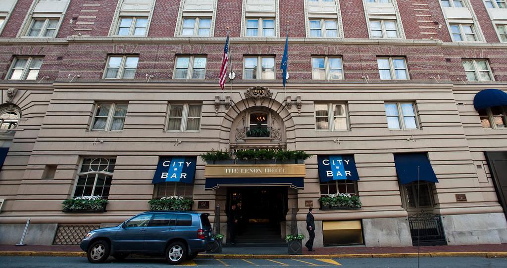 ザ レノックス ホテル ボストン