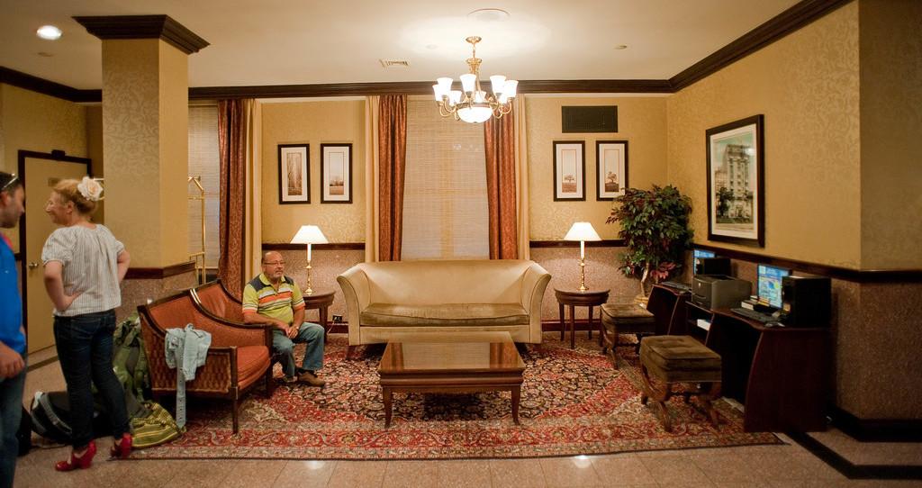 โรงแรมนิวตัน
