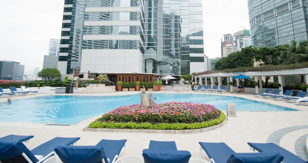 JW マリオット ホテル香港(萬豪酒店)