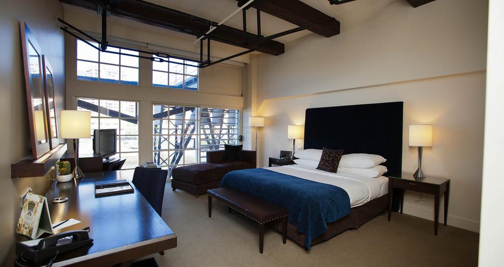 ブルー シドニー - ア タージ ホテル