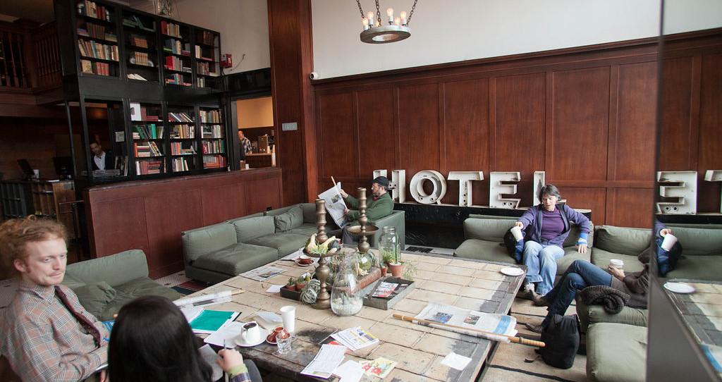 에이스 호텔 포틀랜드