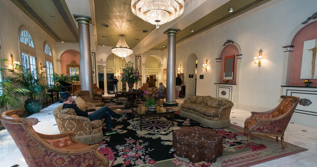 波旁奥尔良酒店