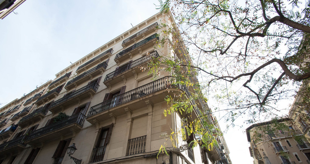 El Balcon del Born