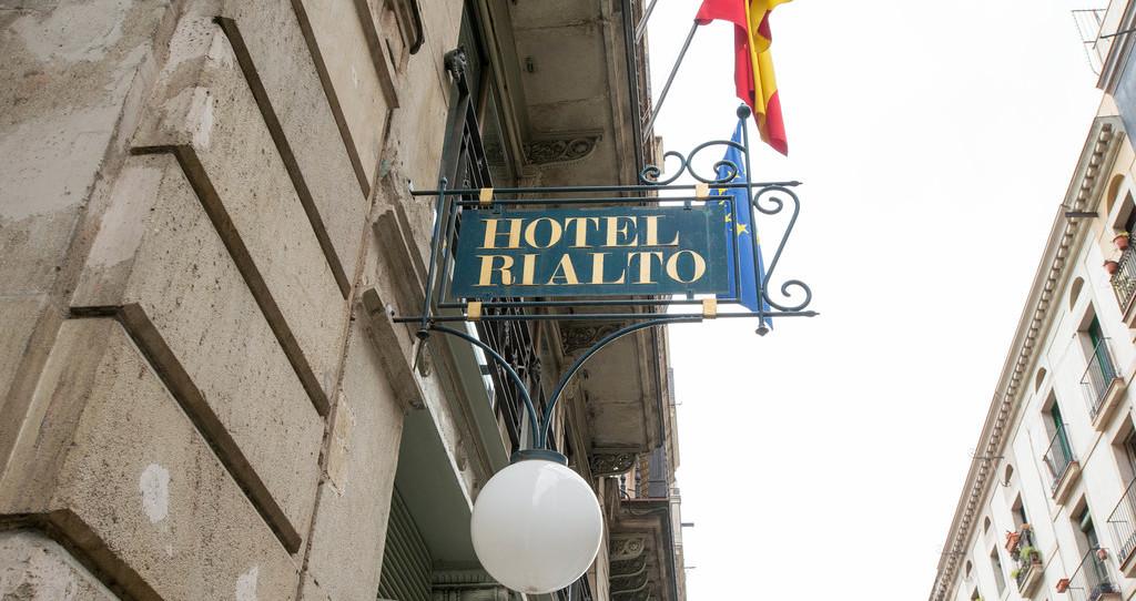 バルセロナ リアルト ホテル