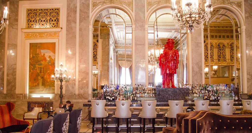 Sir Francis Drake Hotel - a Kimpton Hotel