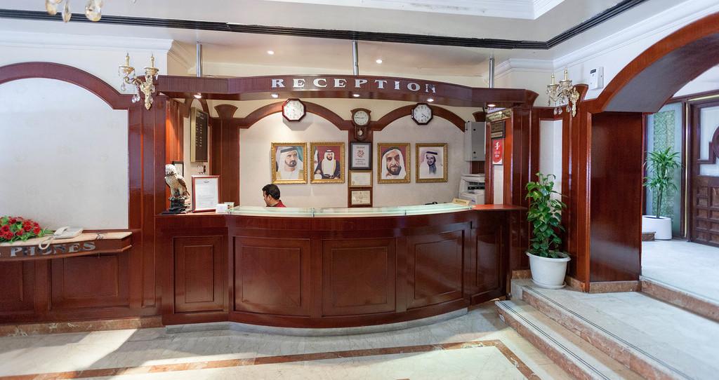 فندق بانوراما بور دبي