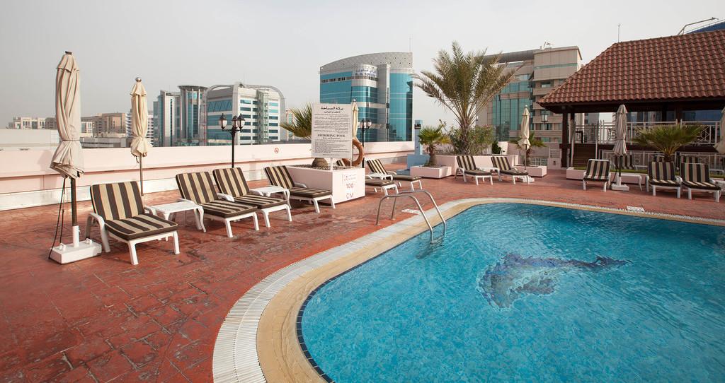 메트로폴리탄 팰리스 호텔