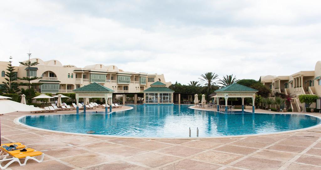 カルタゴ パレス タラッサ ホテル