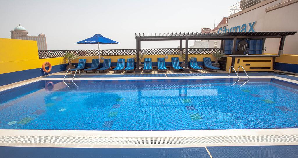 シティマックス ホテル アル バーシャ ドバイ