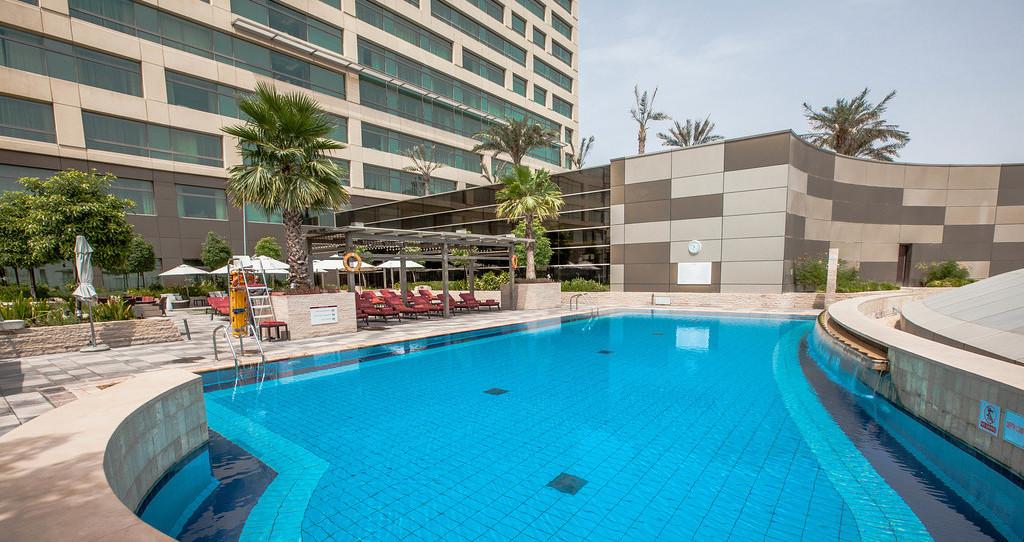 杜拜阿古來爾雷漢羅塔納酒店
