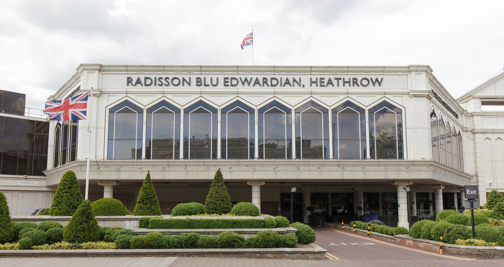 ‪Radisson Blu Edwardian Heathrow Hotel‬