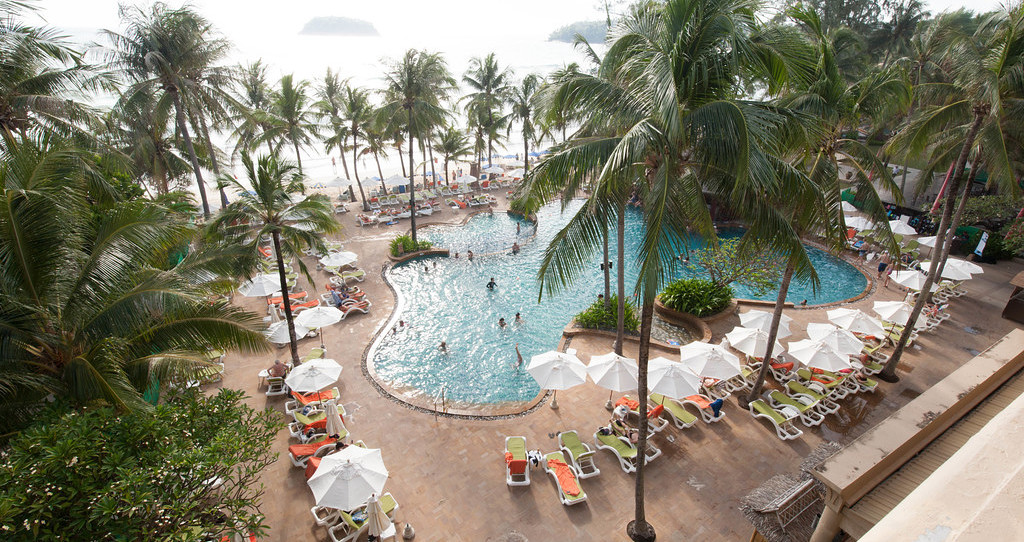 Kata Beach Resort and Spa