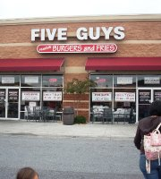 ‪Five Guys Burger & Fries‬