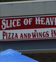 Slice of Heaven Pizza and Wings