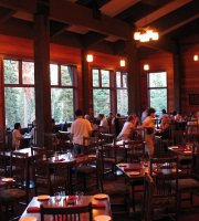 The Peaks Restaurant at Wuksachi Lodge