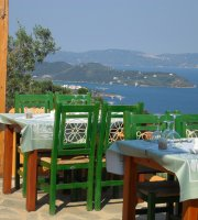Skiathos Olive Thea Restaurant