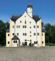 Gewolberestaurant Schlosshotel Klaffenbach