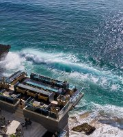 Rock Bar di AYANA Resort and Spa Bali