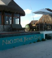 Nacional Beach Club and Bungalows Restaurant