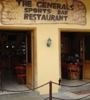 ‪The General's Sports Bar & Restaurant‬