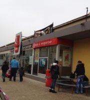 Quick Dijon Gare Hamburger Restaurant