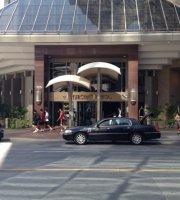 Azure Restaurant & Bar at the Intercontinental Toronto Centre