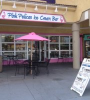 Pink Pelican Ice Cream Bar
