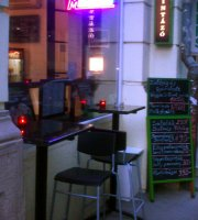 Basil Ica Salad and Pancake Bar