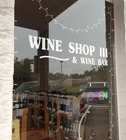 Wine Shop 3 and Wine bar