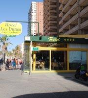 Les Dunes Comodoro Hotel Restaurant