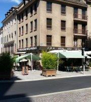 Cafe de la Place d'Armes