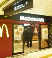 McDonald's, JR Osaka Sakurabashiguchi