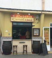 Cafeteria canalejas