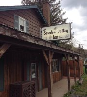 Sweden Valley lodge diner