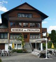 Restaurant Auberge des Prealpes