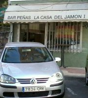 Meson Pena La Casa del Jamon