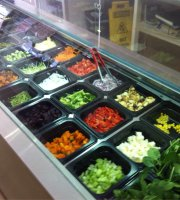 Get Tossed Salad Bar
