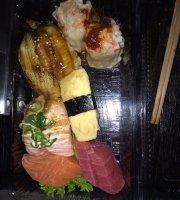 Sushi train city place