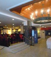 Restaurante Do Lobby Do Hotel Plaza Sao Rafael