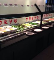 Tokyo Hibachi Asian Cuisine and Sushi Buffet