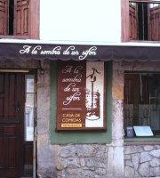 Restaurante Ala Sombra de Un Sifon