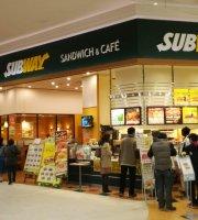 Subway, Aeon Mall Hinode