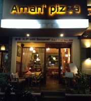 A MaNi Pizza (BinJiang Road)
