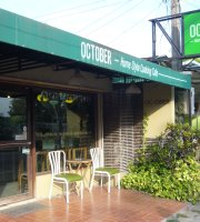 October Coffee & Home Cooking Cafe