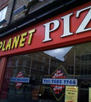 Red Planet Pizza