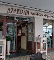 Azafran Tapas Republica Argentina