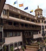 La Terraza Del Hotel Santa Catalina