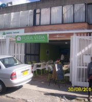 Pura Vida Juice Bar & Restaurante