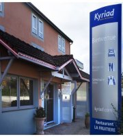Kyriad Lyon Sud - Saint Genis Laval