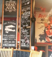 The Aviator bar and Grill